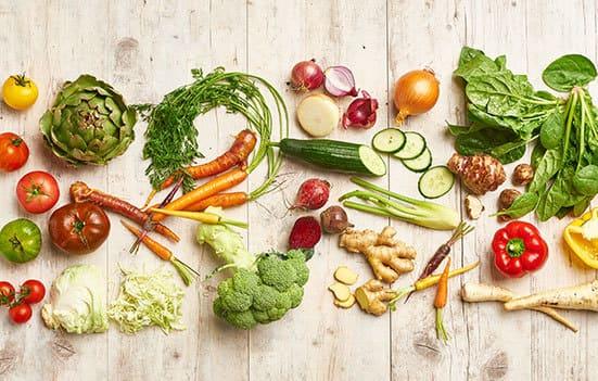 Gemüse in LaVita